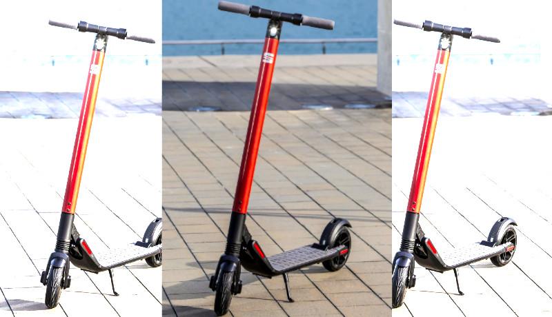 SEat. patinete eléctrico