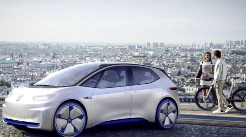 Primera fábrica Volkswagen en China. Sólo para coches eléctricos