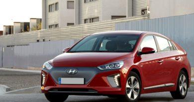 Hyundai Ioiniq version eléctrica