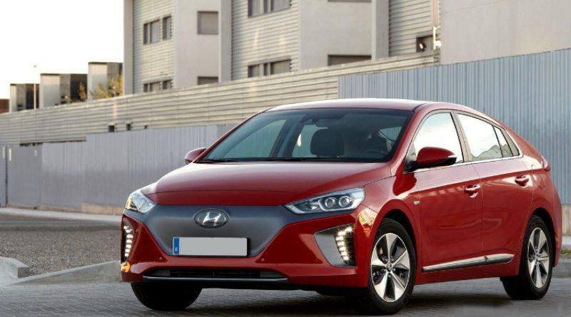 Ya llegó la versión eléctrica del Hyundai Ioiniq