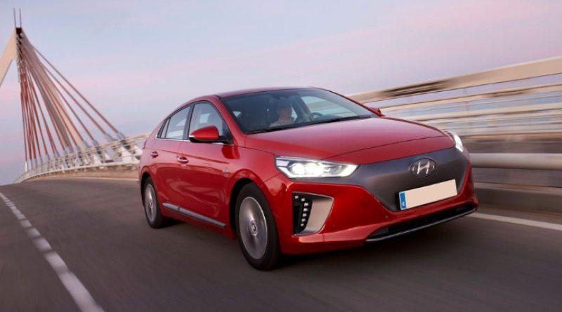 El Hyundai Ioniq en versión eléctrica: destaca en todo