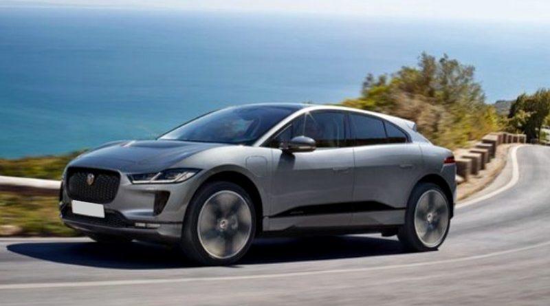 La espera terminó: Jaguar lanza su primer SUV eléctrico