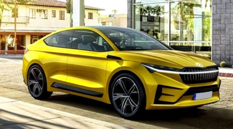 Skoda y su nuevo SUV eléctrico: Un concept con carácter deportivo